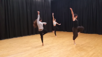 New Adult Contemporary Ballet Performance Course starts January 9th